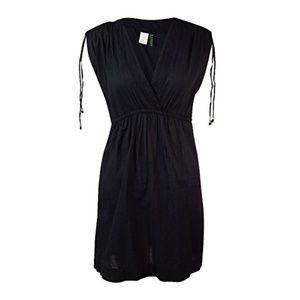 Ralph Lauren black summer dress / swim cover up